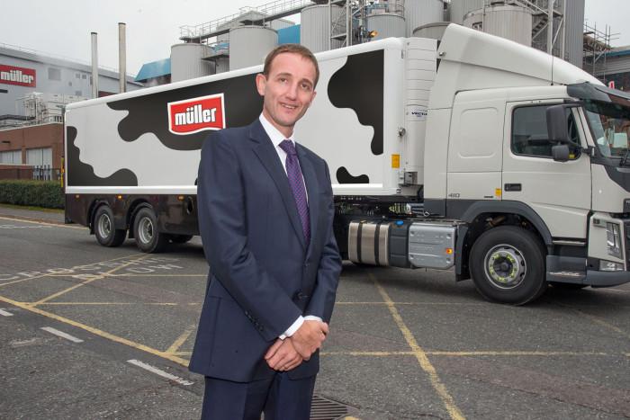 Müller Milk & Ingredients Confirms £60 Million Restructuring
