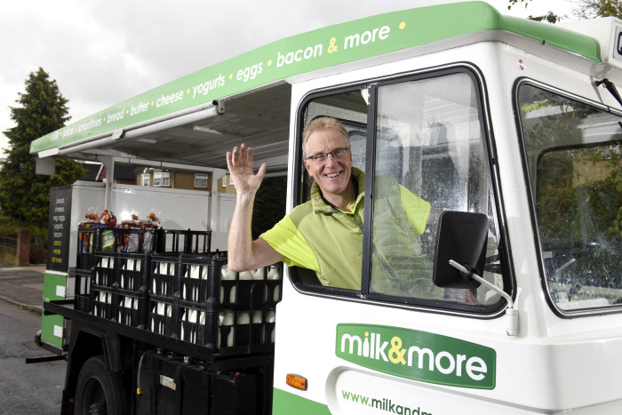 Müller Proposes Reversal of Hanworth Dairy Closure Plans