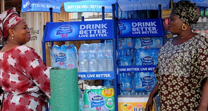 Nestlé Waters Invests in Nigeria