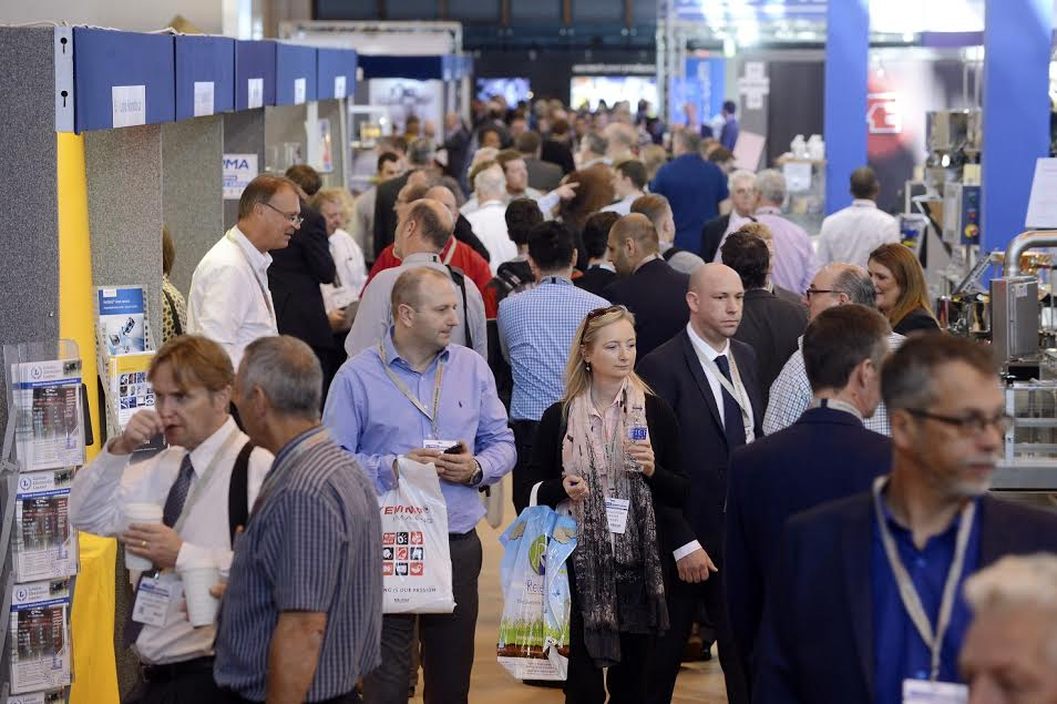 PPMA Total Show 2016 Confirms Bright Future For British Processing and Packaging Industry