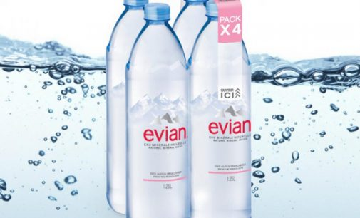 Danone Investing €280 Million at Evian Production Site