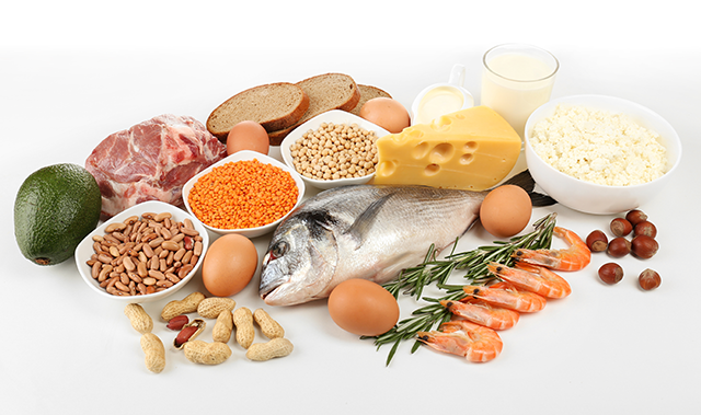 Foods With High Starch Content