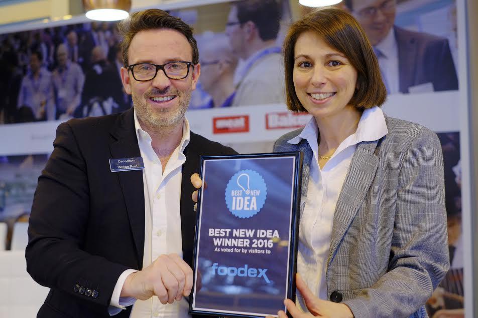 Addmaster Awarded Best New Idea Accolade at Foodex 2016