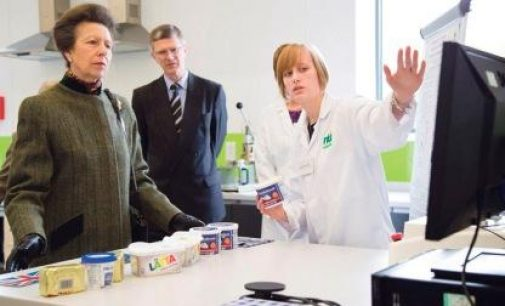 Dairy Crest Innovation Centre at Harper Adams University Opens