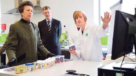 Dairy Crest Innovation Centre at Harper Adams University Opens