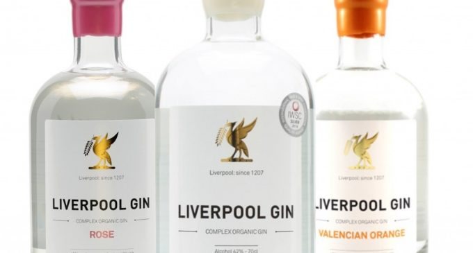 British Gin Exports Have Risen 166% by Value Since 2000