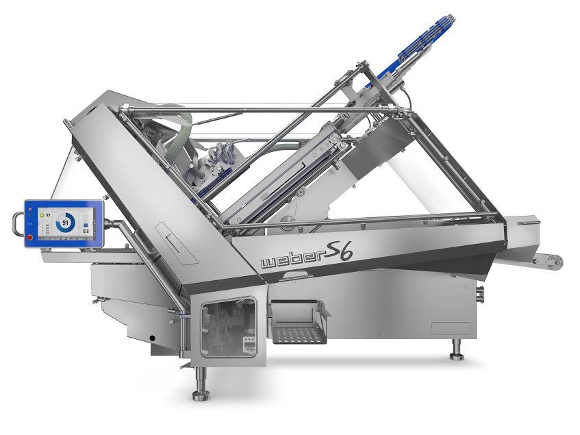 IFFA Platform For Launch of New Weber Slicer