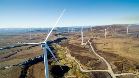 Powering Mars UK With Wind