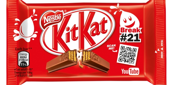 Nestlé UK and Google Team Up For KitKat YouTube Partnership