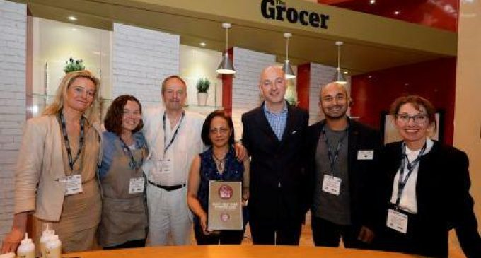 Nim's Fruit Crisps Awarded Best New Idea Accolade at Food & Drink Expo 2016