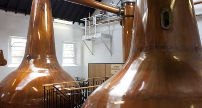 Optimistic Outlook For Scotch Whisky Exports