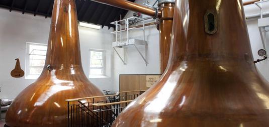 Irish Whiskey Association Meets Scotch Whisky Association