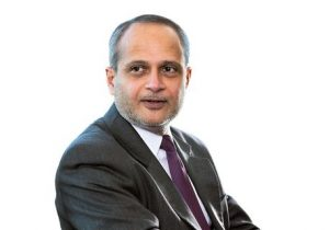 Javed Ahmed, chief executive of Tate & Lyle.