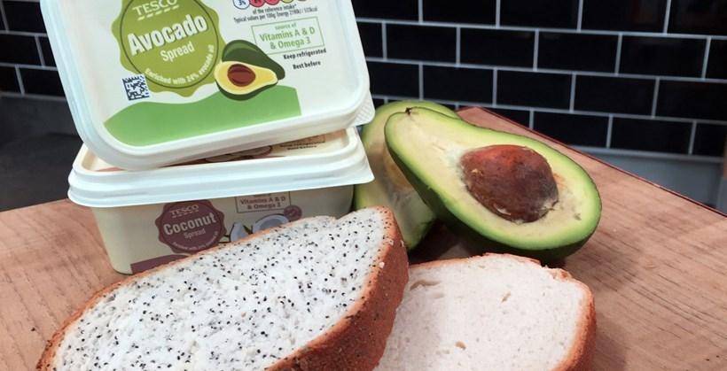 Tesco Launches Super Trendy Avocado as a Spread