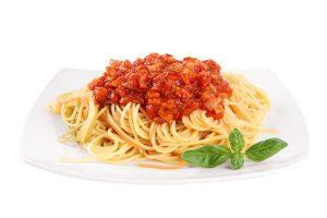 Vegan-Bolognese