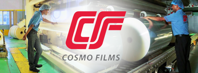 Cosmo Films Approved As Hp Film Supplier Fdbusiness Com