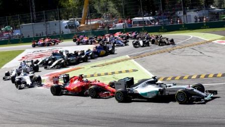 Heineken Announces Global Partnership With Formula One