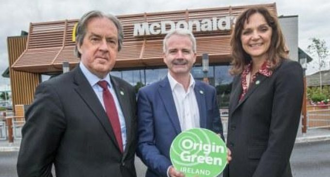 McDonald's Ireland Gets the Green Light For Sustainability