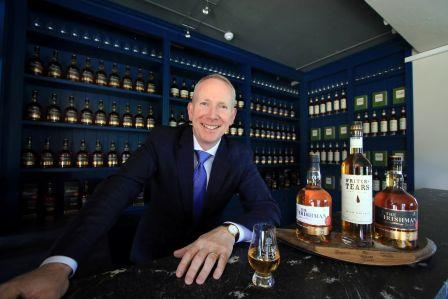 €25 Million Walsh Whiskey Distillery Opens