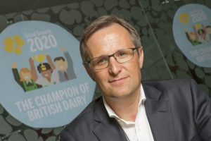 Tomas Pietrangeli, managing director of Arla Foods UK.