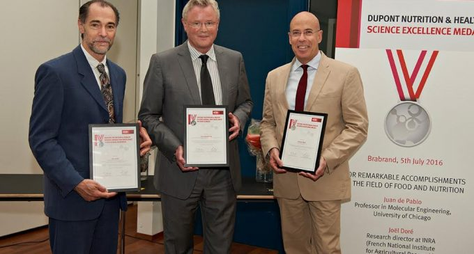 DuPont Nutrition & Health Honours 2016 Science Excellence Medalists