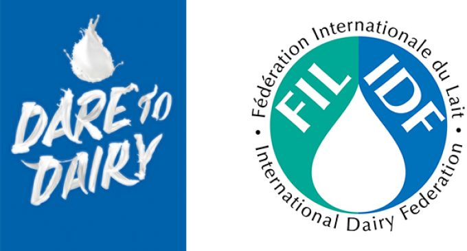 Dare to Dairy at the IDF World Dairy Summit 2016 in Rotterdam, The Netherlands!
