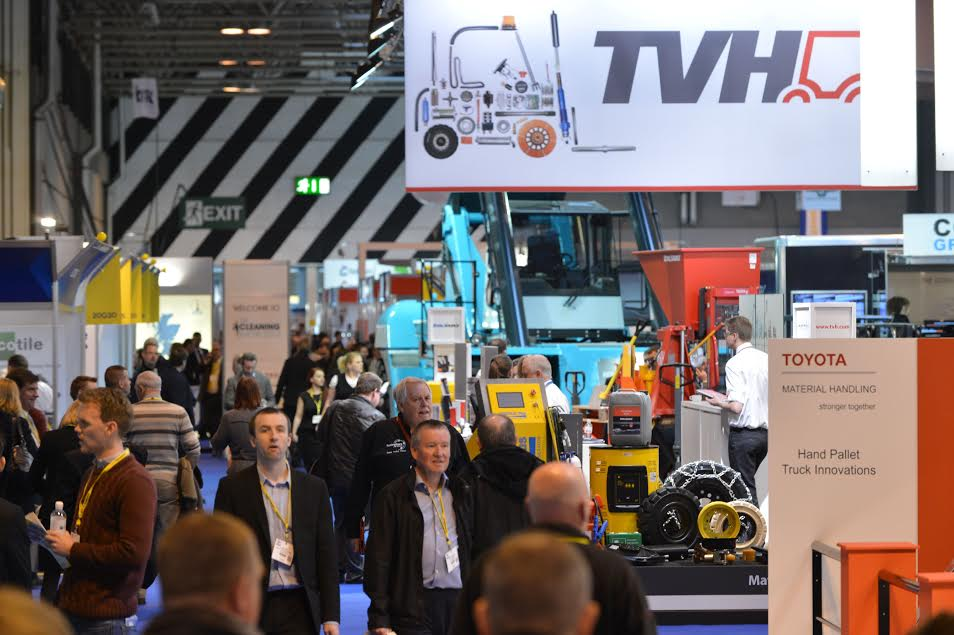 IMHX 2016 Showcases the Latest Materials Handling and Supply Chain Solutions