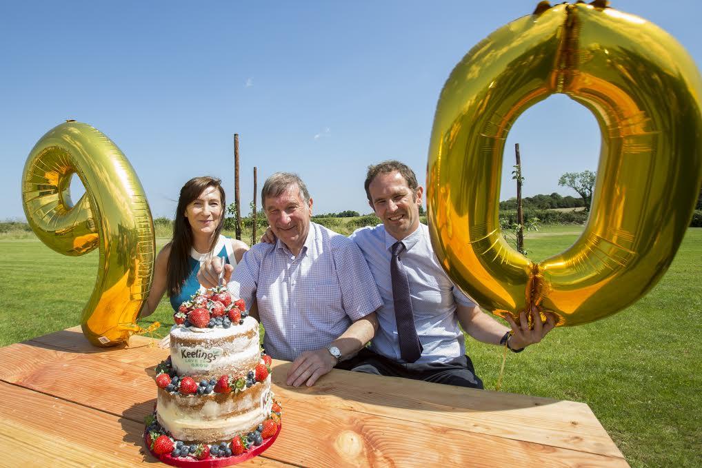 Keelings Celebrates 90 Years of Growing