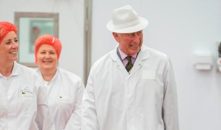 Abergavenny Fine Foods Opens New State-of-the-art Facility
