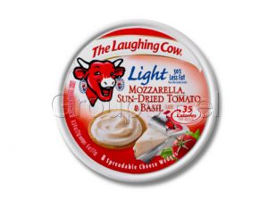 The Laughing Cow Light Mozarella Sun-Dried Tomato & Basil