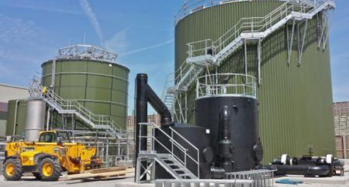 Veolia Provides Solution For Resource Recovery From Arla Dairy Wastewater