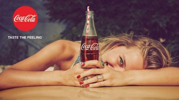 Sales and Profits Fall at The Coca-Cola Company