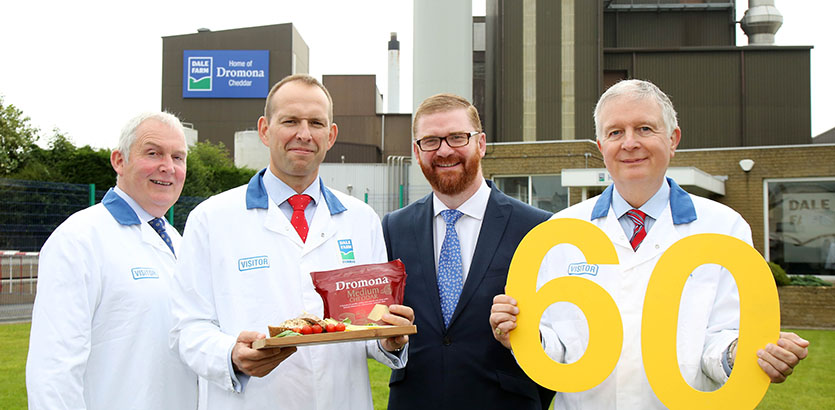 Dale Farm Invests £7 Million in New Cheese Retail Packing Facility