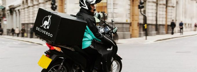 Deliveroo to Make All Staff Shareholders