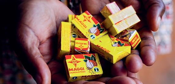 Nestlé Leads 'Change the World' Ranking