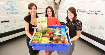 Opel Ireland to Redistribute Over €3,000,000 Worth of Food