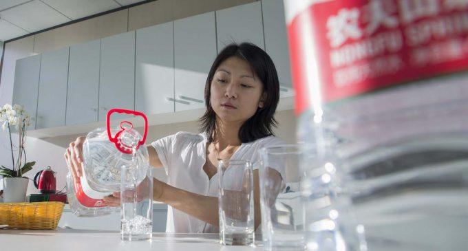 Sidel's Fastest 4 Litre PET Bottling Solution at Nongfu Spring