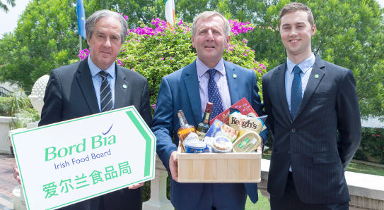 China to Become Ireland's Next Billion Euro Food and Drink Market
