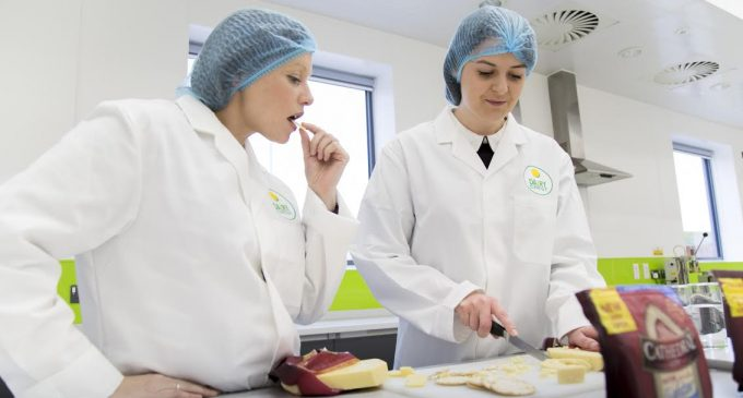Dairy Crest's Partnership With Harper Adams University Wins Times Higher Education Award