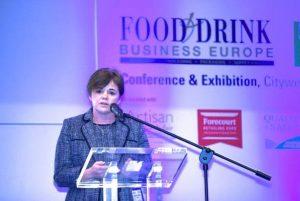 Dr Pamela Byrne, CEO of FSAI.