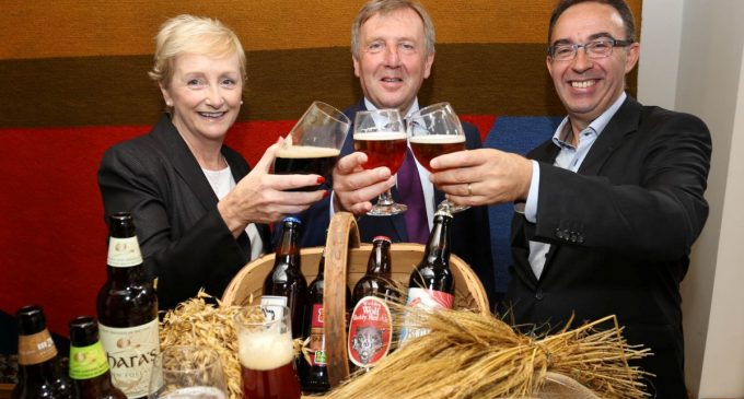 Independent Craft Beer of Ireland Symbol Launched
