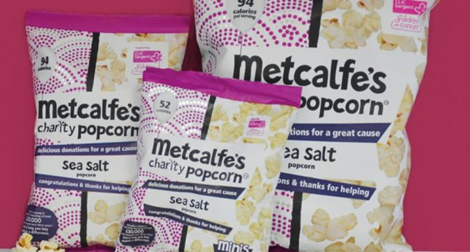 Kettle Foods Take Complete Control of Metcalfe's Skinny