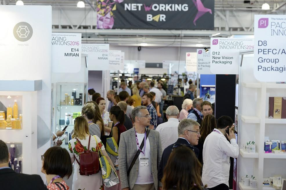 Stellar Turnout at London's Only Packaging Exhibition