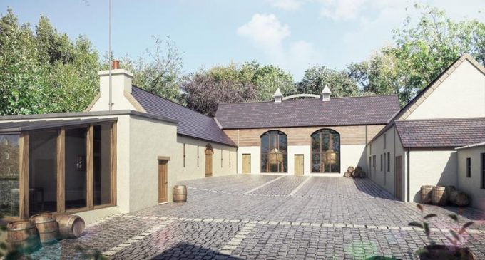 Future Scottish Highland Distillery Projects Making Good Progress