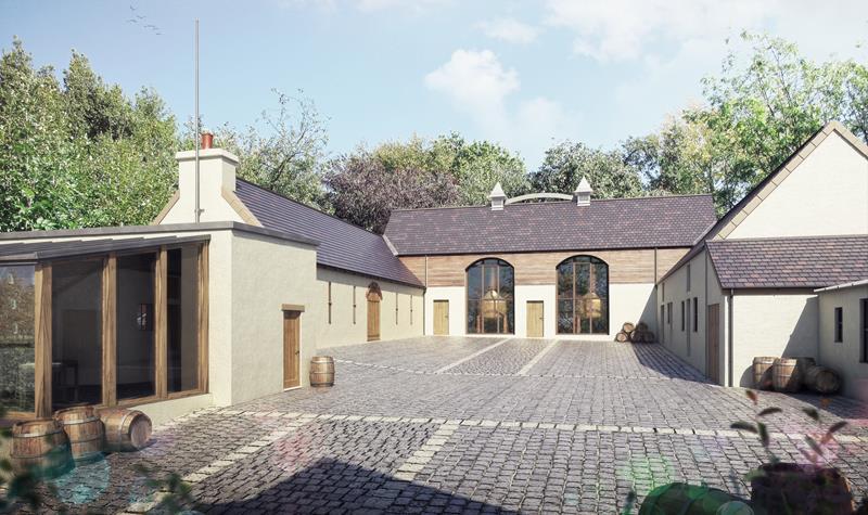 Future Scottish Highland Distillery Projects Making Good Progress