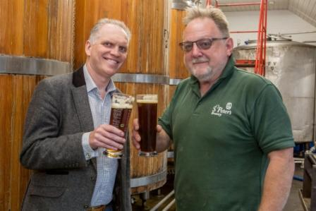 Five Medals For St Peter's Brewery in Global Beer Awards