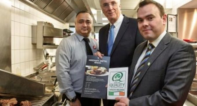 Bord Bia Launches an Irish Beef Promotion With German Steakhouse