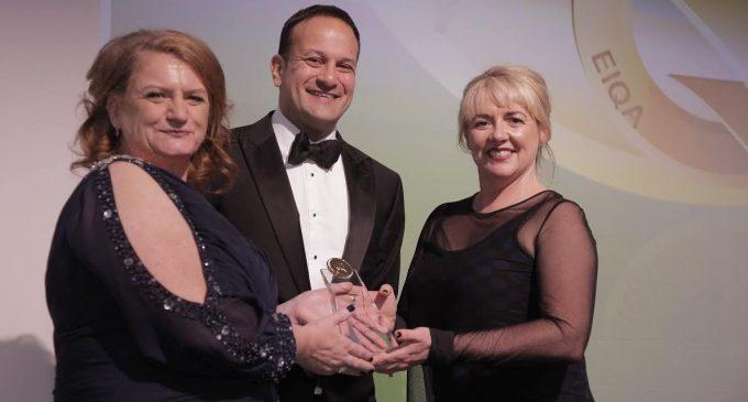 Clada Group Takes Gold in Irish Q Mark Awards