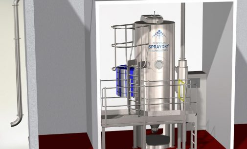 European SprayDry Technologies Introduces ESDT15 Development and Small Scale Production Spray Dryer