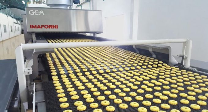 Indonesia Market Leader Chooses GEA Comas and GEA Imaforni For New Cookie Production Line